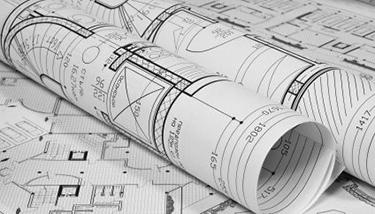 Black & White Plan Printing